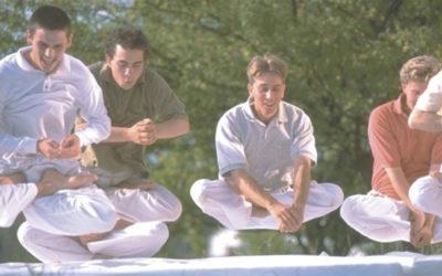 Szútrák szárnyán – a TM-Szidhi program és a jógarepülés